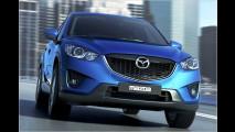 Mazda zeigt den CX-5