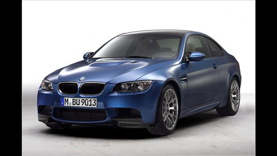 Fahrspaß und Sparspaß: Neues von der BMW M GmbH