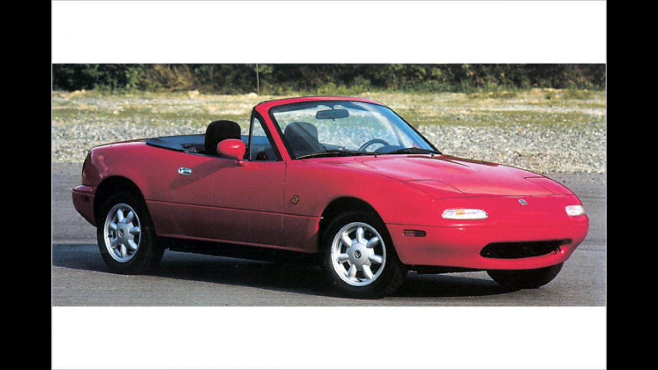 20 Jahre Mazda MX-5