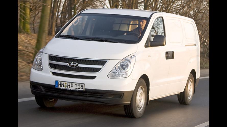 Hyundai H-1 (2008): Der Nachfolger startet in Deutschland