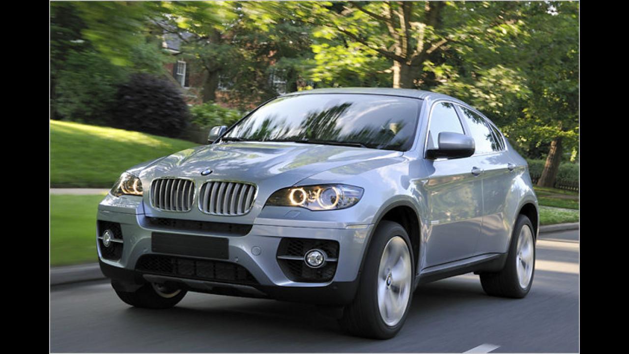 Neue Hybrid-BMW