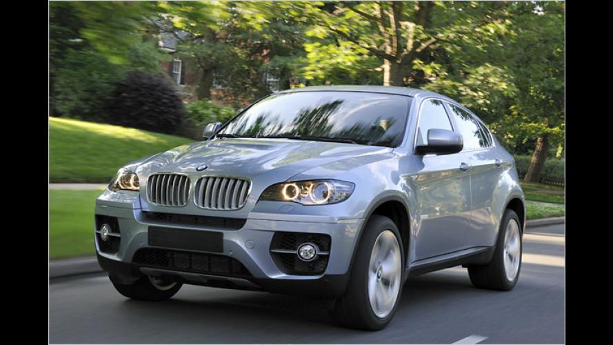 Sauber in Serie: BMW zeigt zwei neue Hybridautos