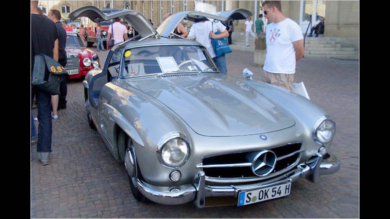 Mercedes-Benz SL 300 Flügeltürer