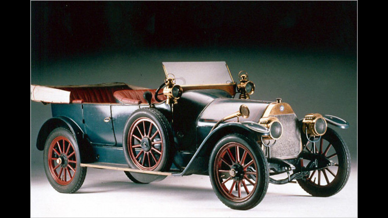 100 Jahre Alfa Romeo