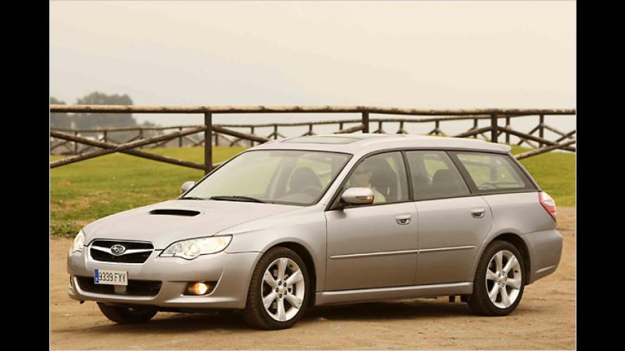Weltneuheit im Test: Subaru bringt den Boxer-Diesel in Serie
