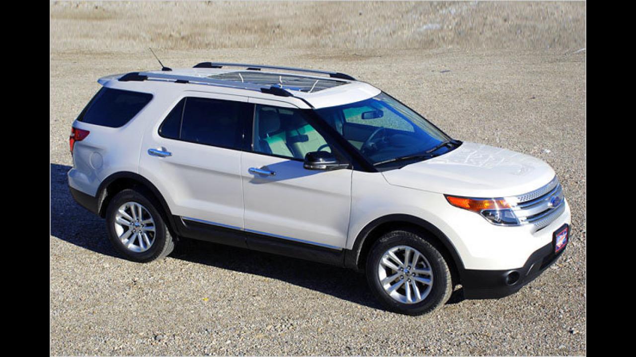 Fünf-Meter-SUV