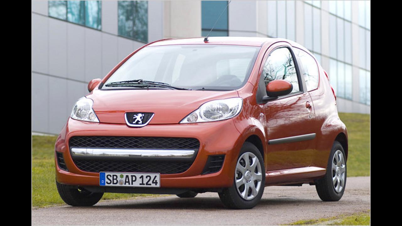 Peugeot 107 70 Petit Filou