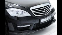 Brabus motzt V8 auf