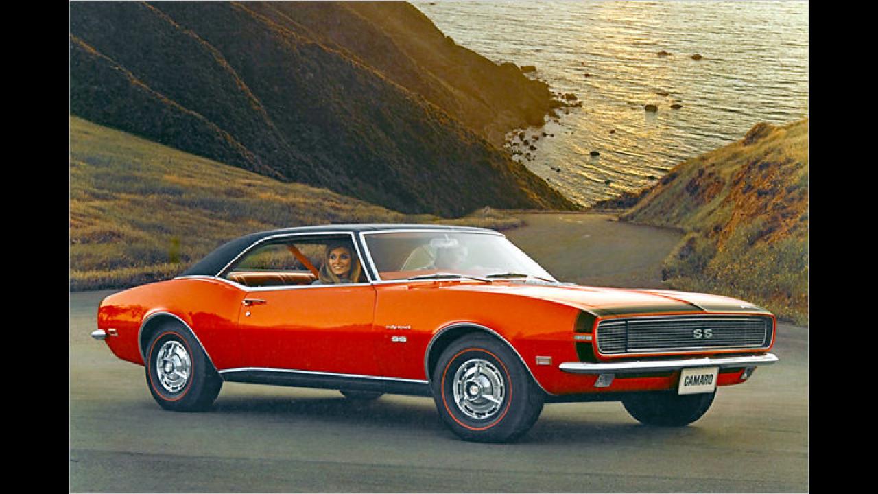 Chevrolet Camaro (1966)
