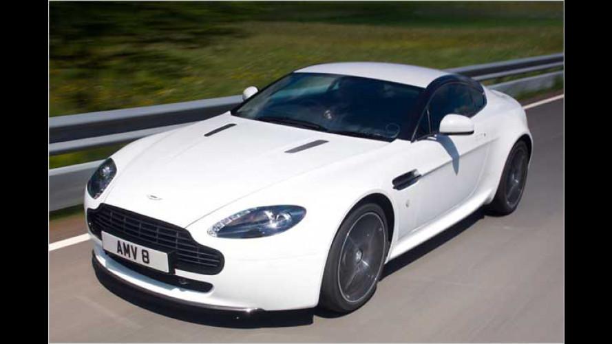 Aston Martin V8 Vantage N420: Motorsport für die Straße