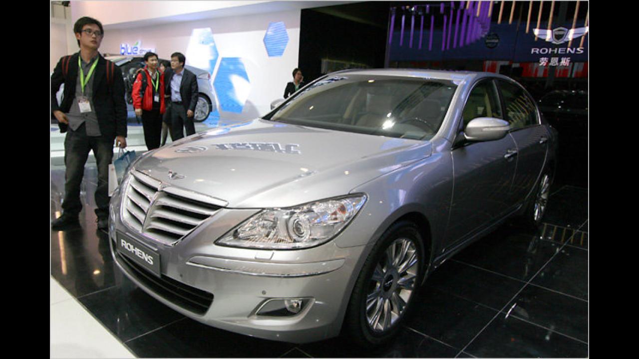 Hyundai Rohens BH 330