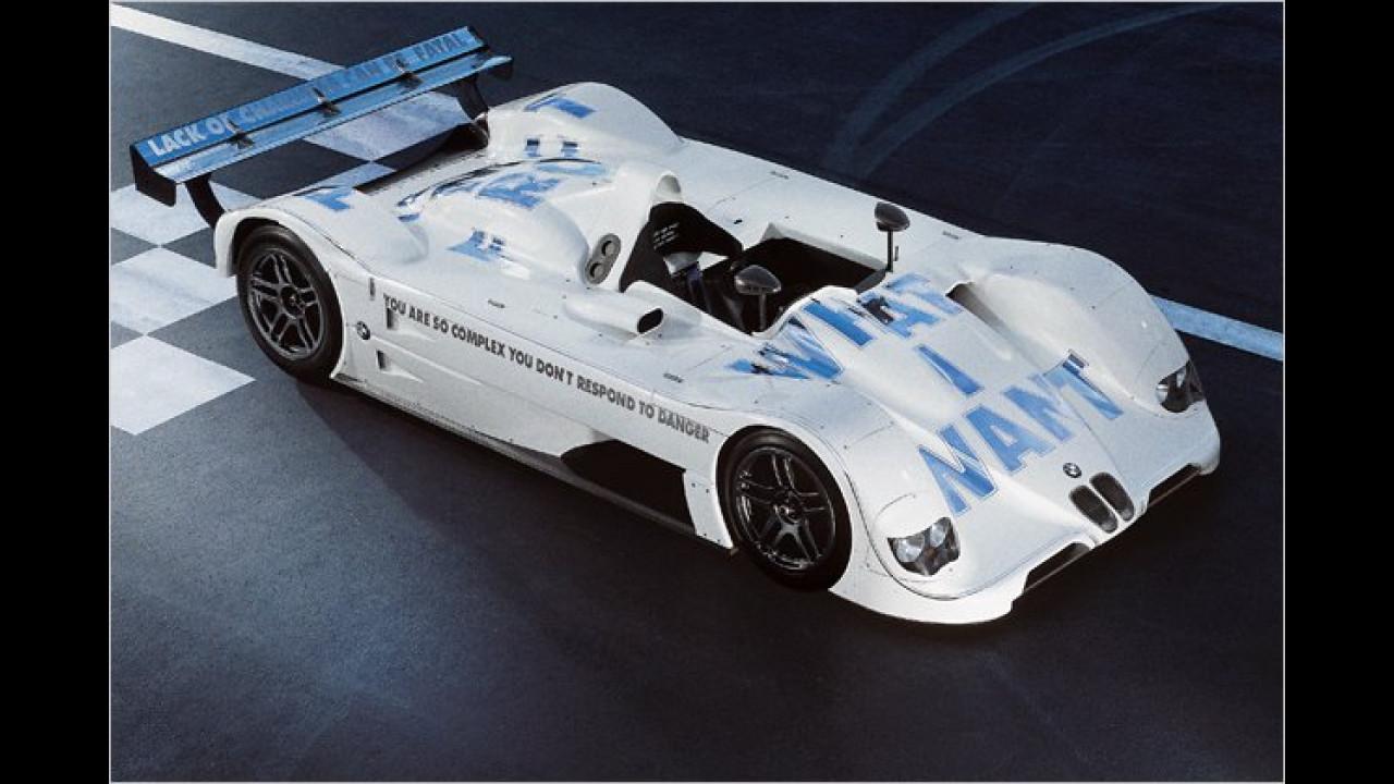 BMW V12 LMR: Jenny Holzer (1999)