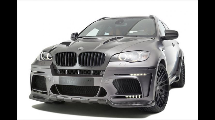 Mächtig und schnell: BMW X6 M als Hamann Tycoon