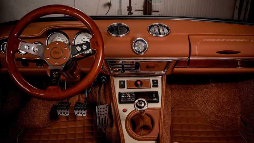 Lada 2101, interior tuneado
