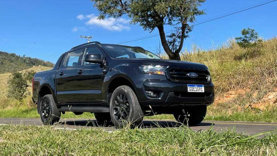 Teste: Ford Ranger Black aposta em bom preço e vocação urbana