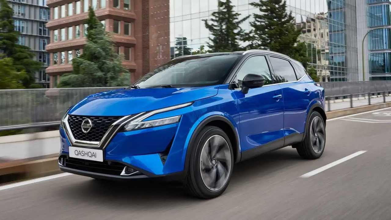 Nissan Qashqai 2021, primera prueba