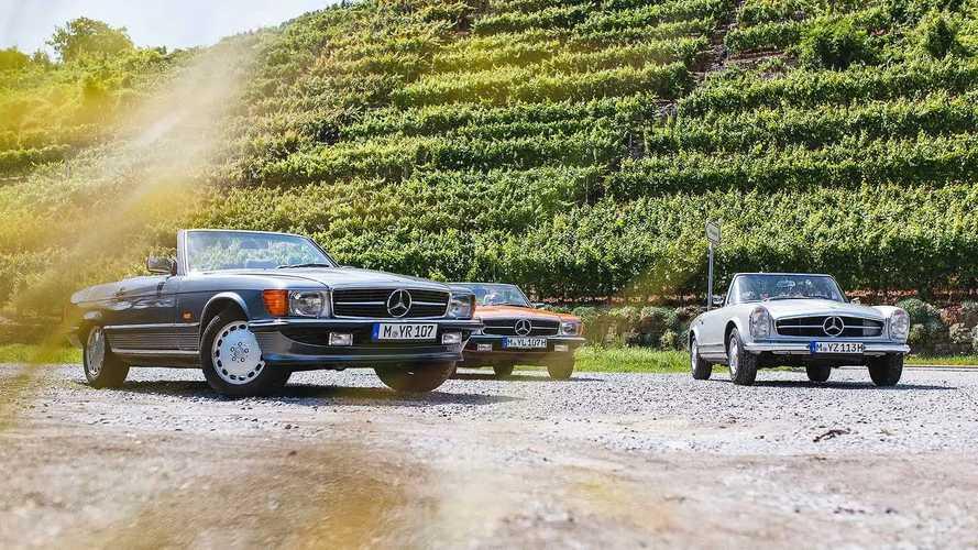 Mercedes SL (1971-1989)