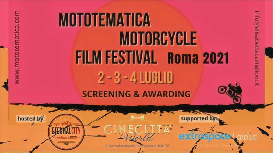 MotoTemetica International Film Festival Hits Italy In July 2021