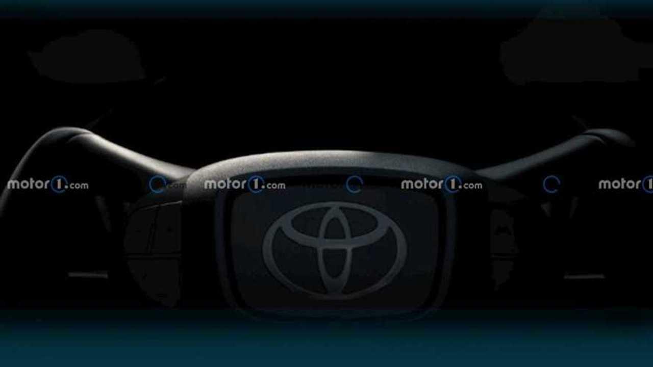 Toyota BZ4X Yarım Direksiyon Simidi