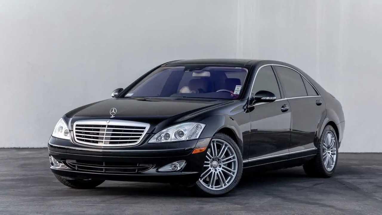 Eladó Mercedes-Benz S550