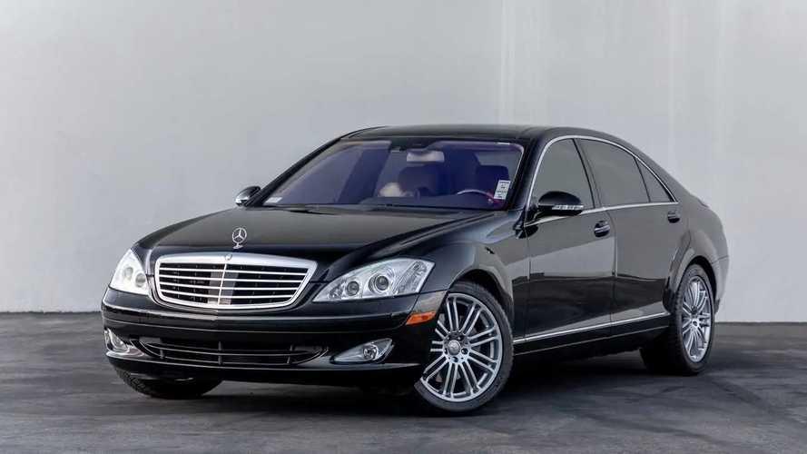 Nem kell bankot rabolni ahhoz, hogy az ember egy Mercedes S-osztály luxusát élvezhesse