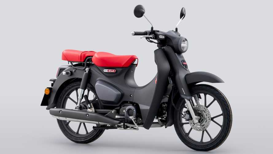 2022 Honda Super Cub Launches In Europe With Gorgeous New Colorway