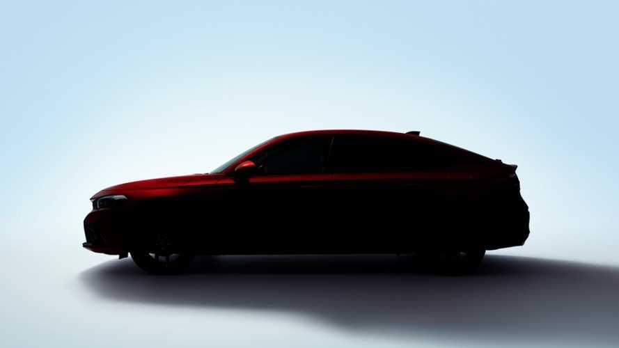 Teaser All New Honda Civic Hatchback Dapat Diakses di Jepang