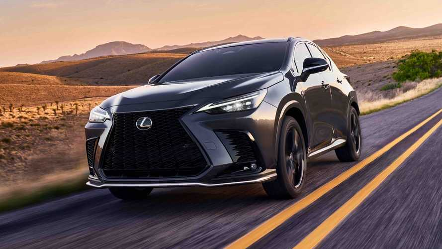 2021 Lexus NX 450h+ resmi videosuyla karşımızda