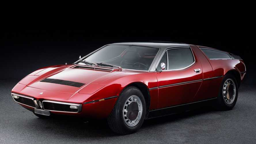 Maserati Bora, aires de innovación para la marca del tridente