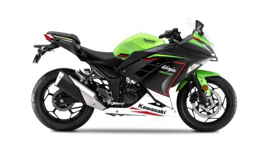 New Colors Revealed For BS6 Kawasaki Ninja 300