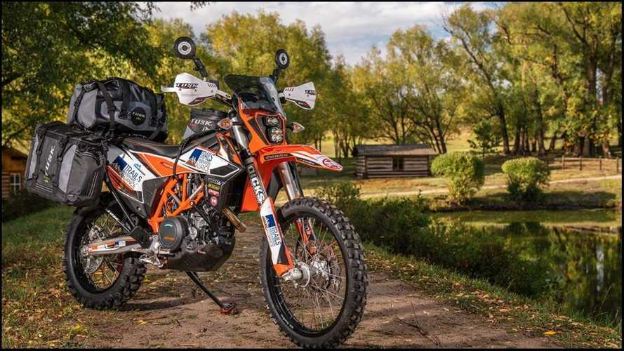 Donate To Trail Preservation Alliance And Win A KTM 690 Enduro