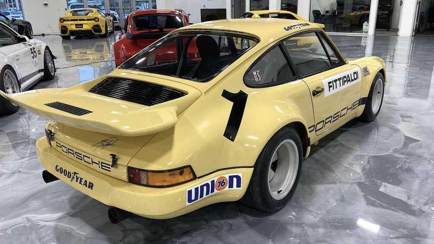 Porsche 911 IROC RSR ex Pablo Escobar