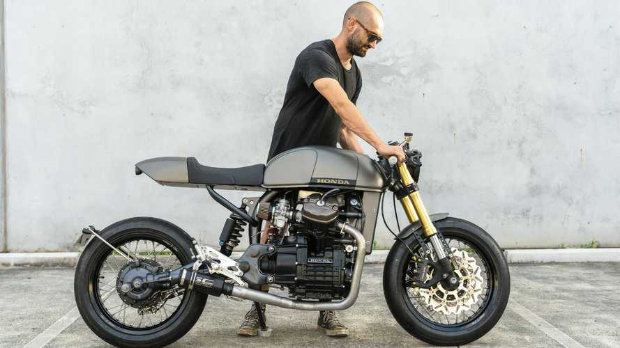 This Honda CX500 Café Racer Rescue Build Turned Into A Stunner