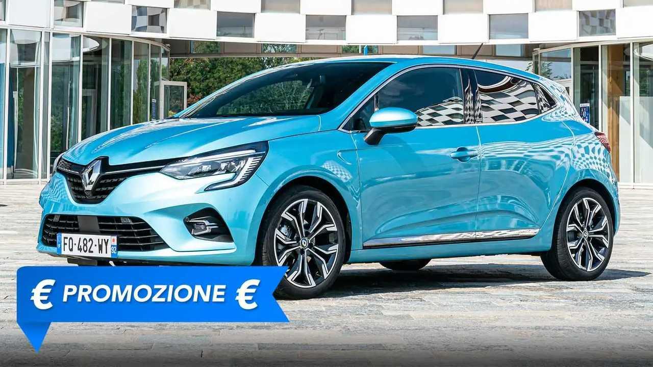 Promozione Renault Clio Hybrid, maggio 2021