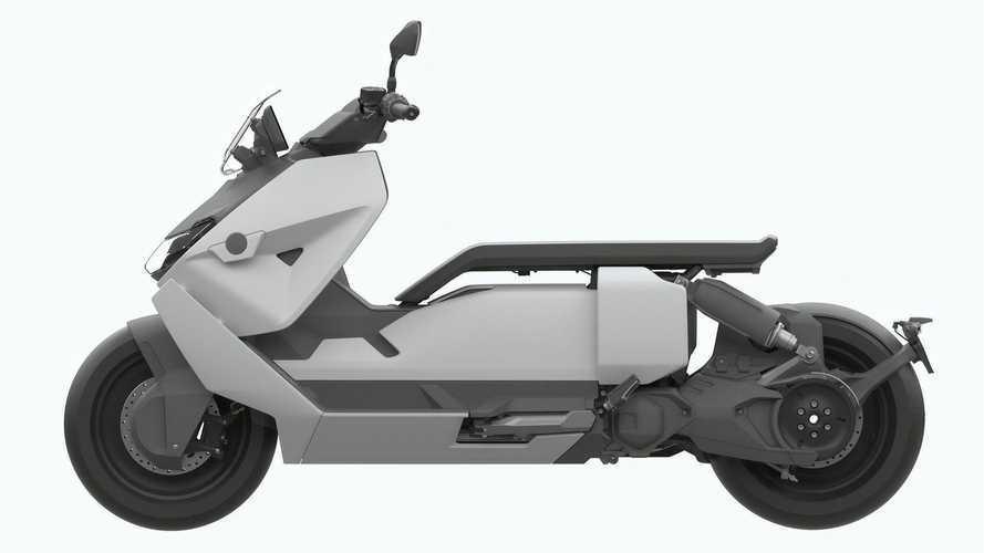 BMW Definition CE-04 Design Filings