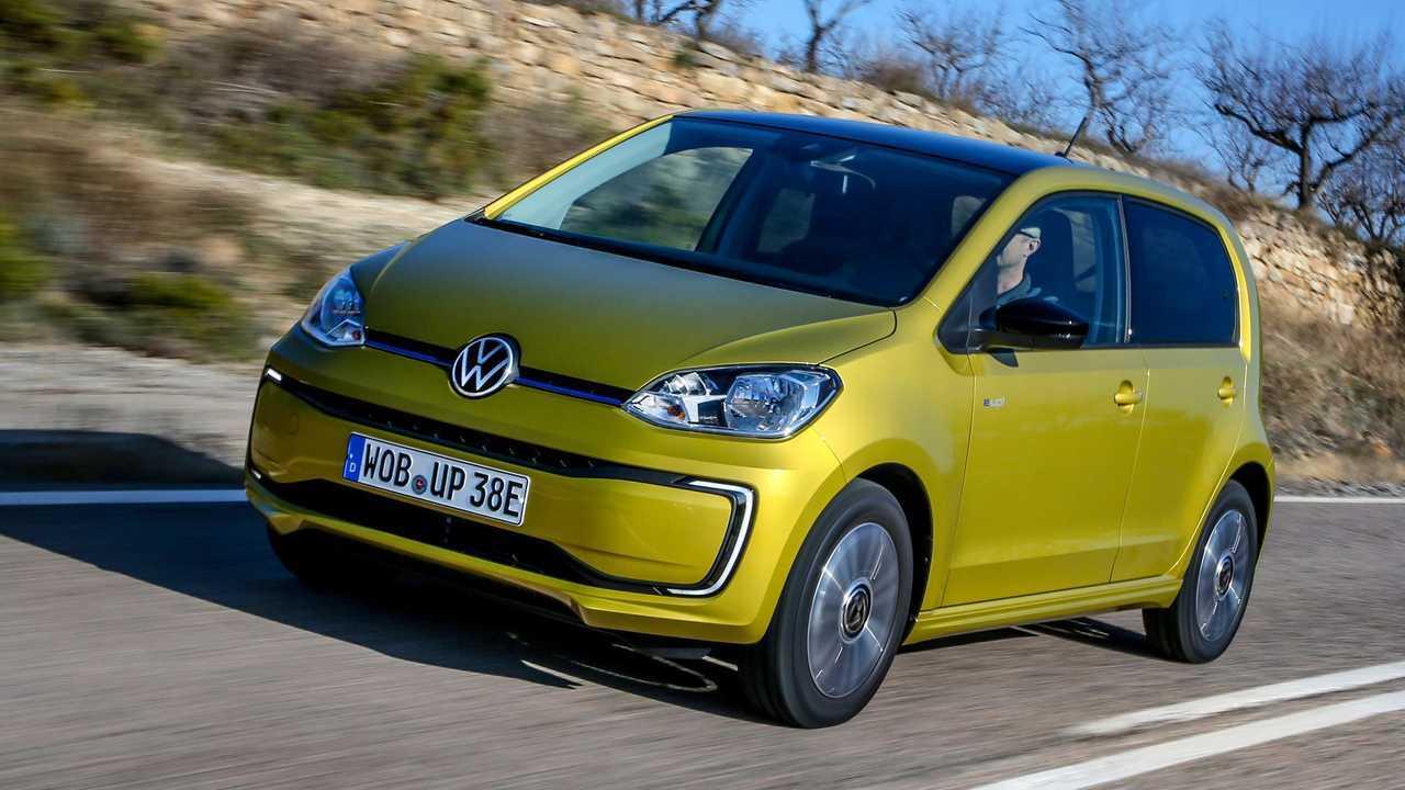 Das meistverkaufte Elektroauto in den ersten 5 Monaten war erneut der VW e-Up
