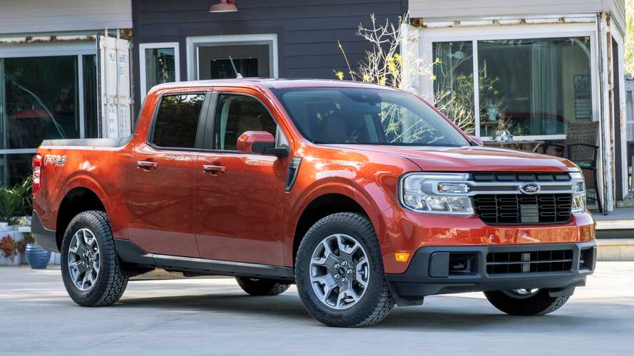 Waiting For The Ford Maverick? Production May Start Very Soon