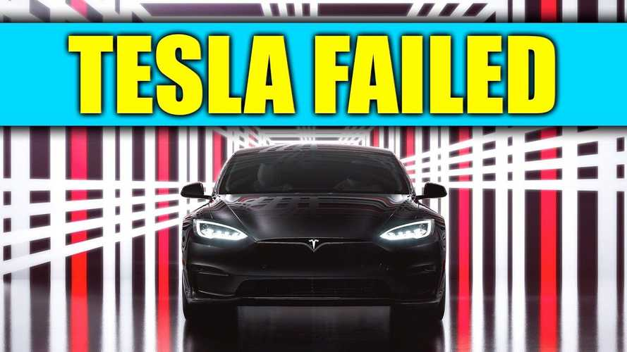 MotorTrend Proves Tesla Can't Truly Do 0-60 In Under 2 Seconds