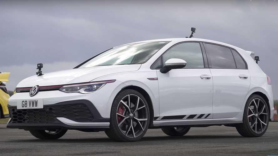 Drag Race: Bisakah Civic Type-R Imbangi Laju VW dan Renault?