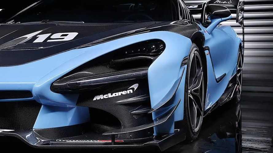 Senna GTR-Inspired Body Kits For McLaren 720S