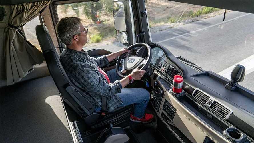 MAN, un concorso per premiare i camionisti del Leone