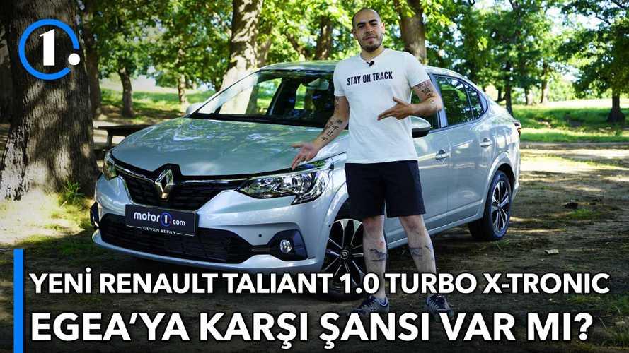 2021 Renault Taliant Touch 1.0 Turbo X-Tronic | Neden Almalı?