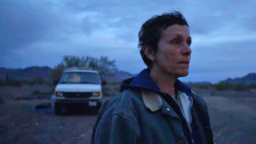 Watch Frances McDormand Give Tour Of 2001 Econoline Van In 'Nomadland'