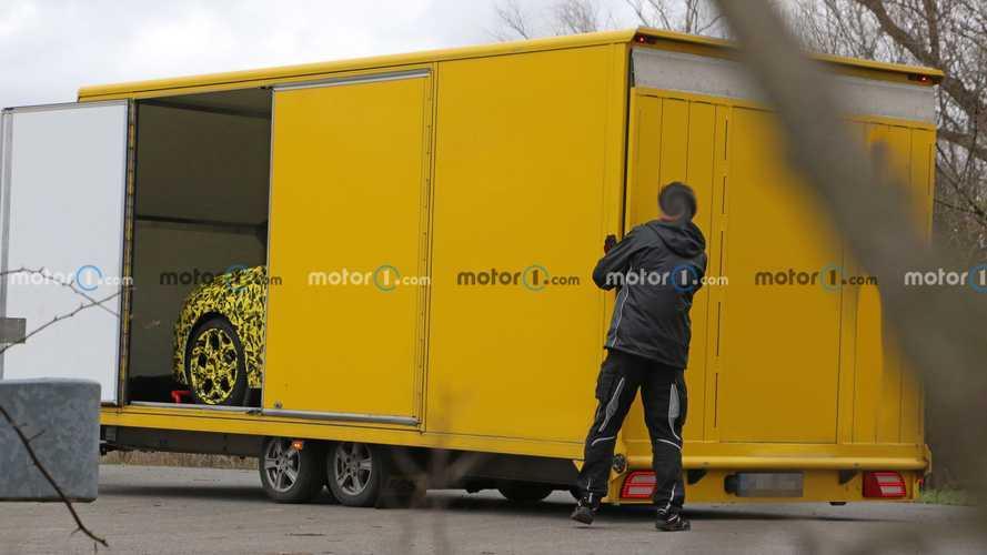 2022 Opel Astra first spy photos