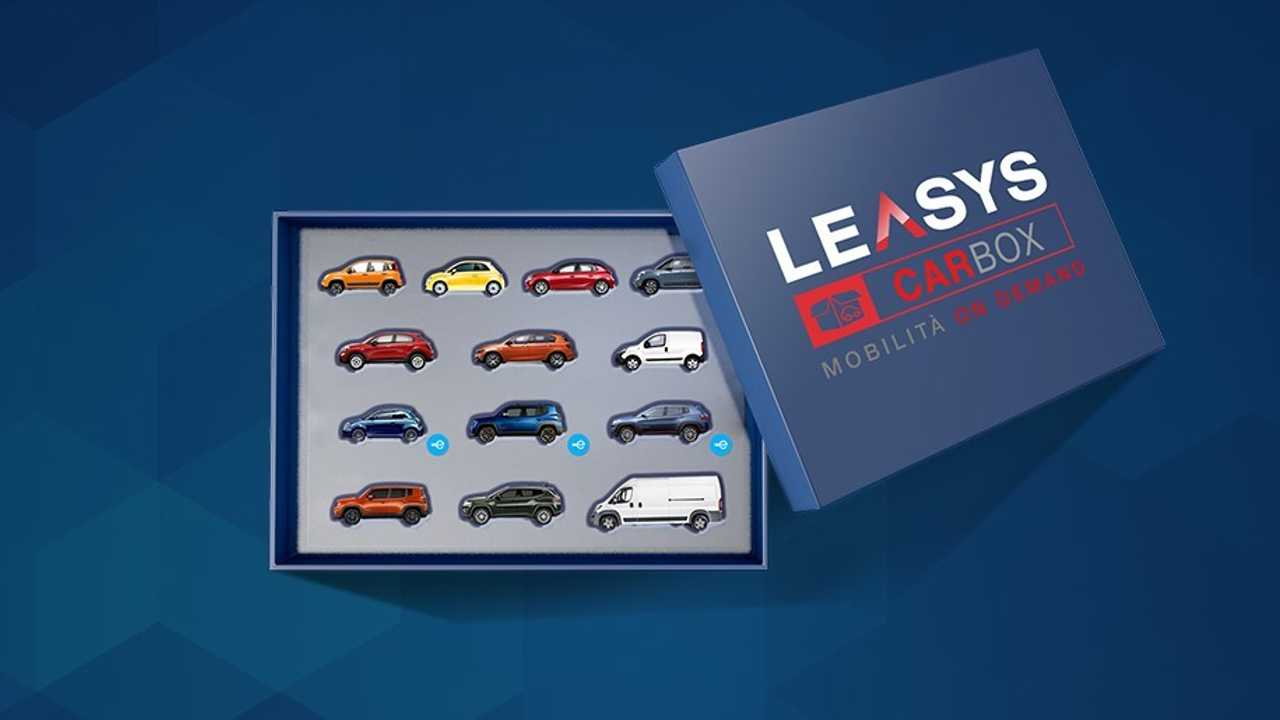 Leasys CarBox