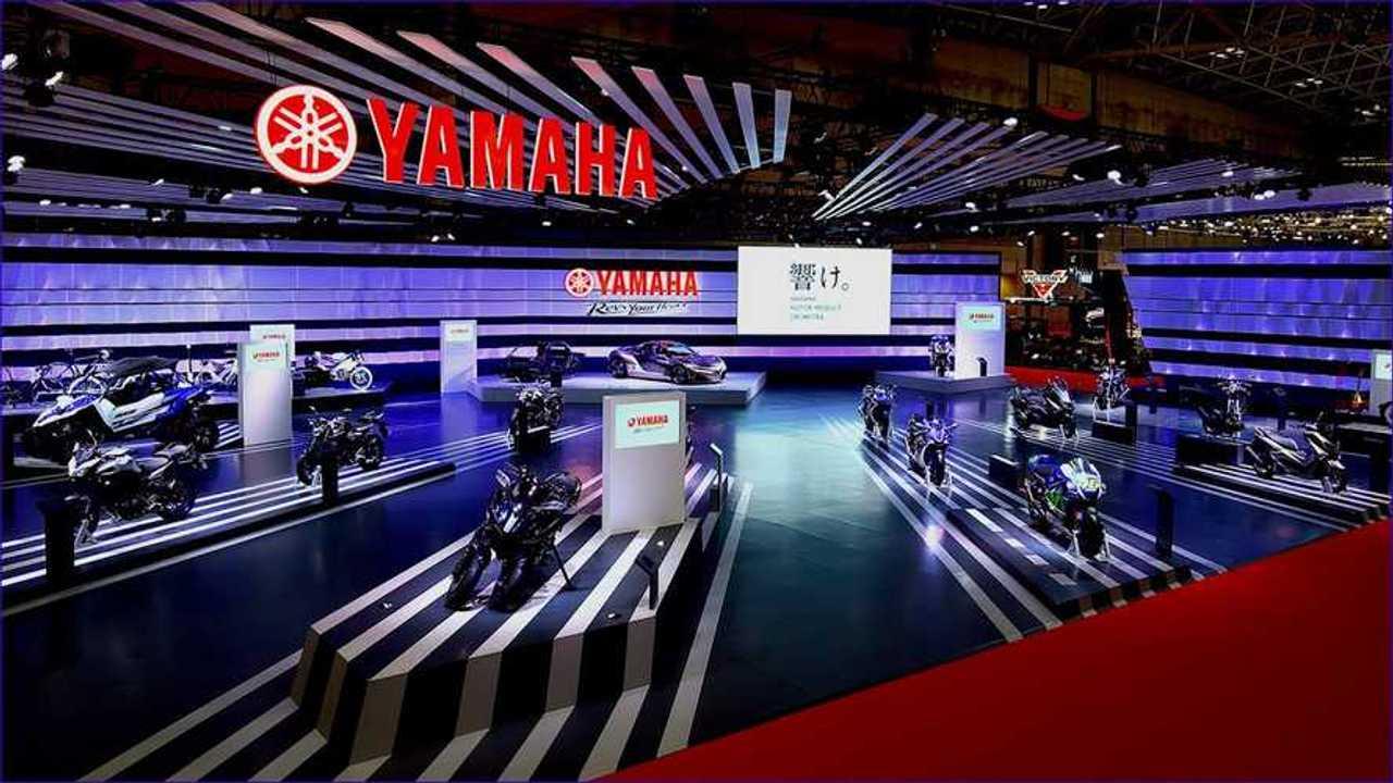 Yamaha TMS