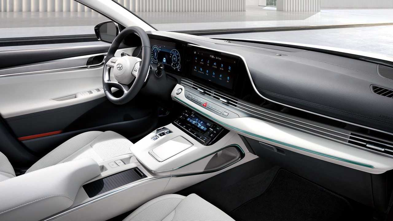 2021 Hyundai Grandeur