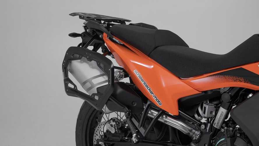 SW-Motech Accessories: 2021 KTM 890 Adventure