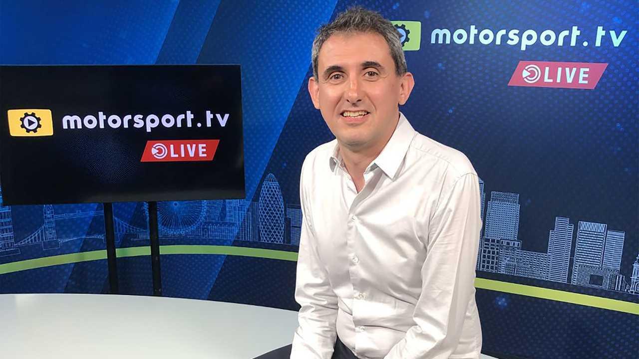 Motorsport Network ernennt Simon Danker zum Chef von Motorsport-tv