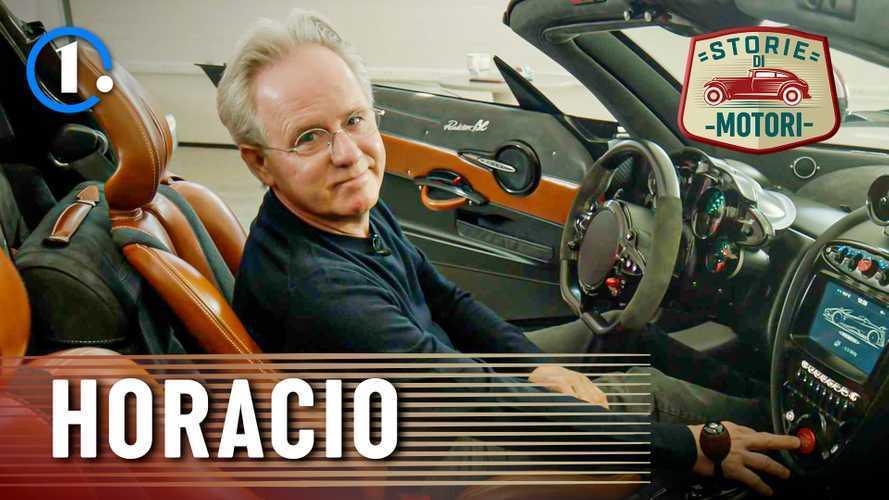 Kisah Sukses Horacio Pagani, Kreator Hypercar yang Genius